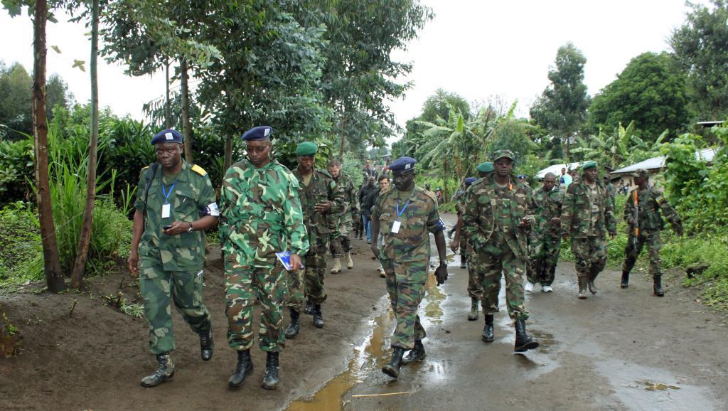 Rwanda: un haut gradé arrêté pour «crime contre l'Etat»