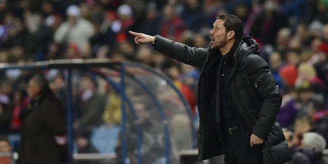 Espagne:  Simeone suspendu huit matches après son exclusion