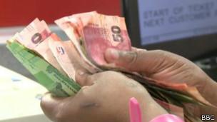 L'Afrique du Sud échappe à la récession
