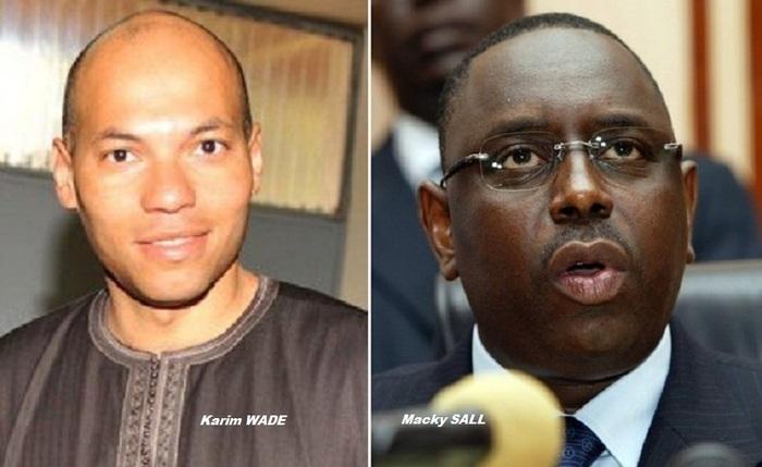 Sondage de popularité : Karim Wade passe devant Macky Sall et les avis changent sur sa culpabilité