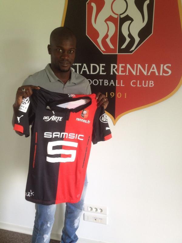 Rennes : Fallou Diagne s'engage pour 3 ans