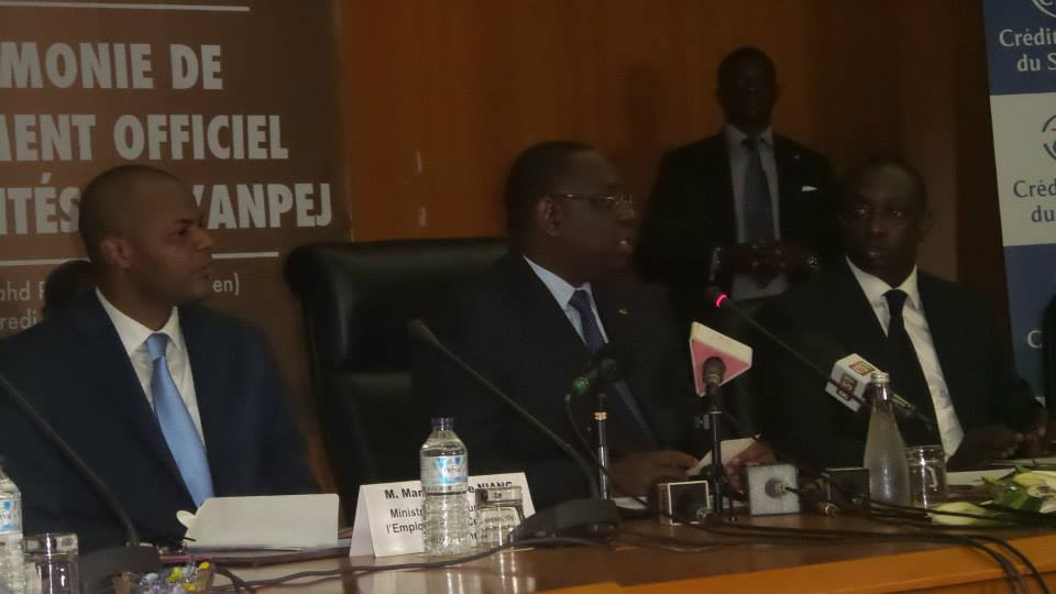 """Macky Sall : """"Il faudra éviter d'en faire une agence de placement d'emplois politiques..."""""""