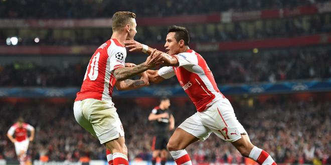 Ligue des Champions - Arsenal et Bilbao valident leur billet
