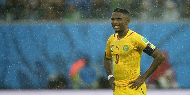 Football - Eto 'o annonce sa retraite internationale