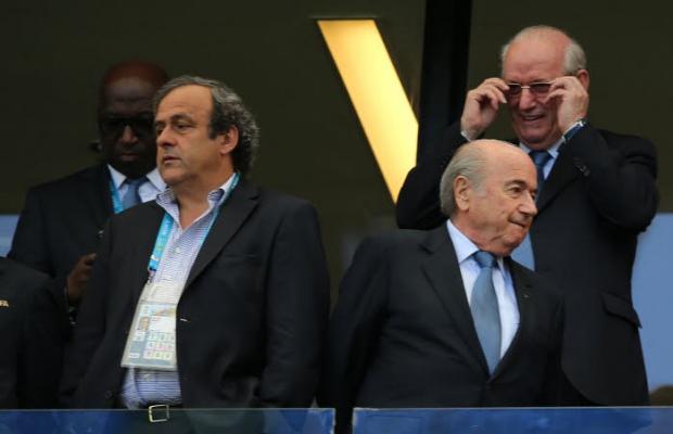 FIFA : Platini n'affrontera pas Blatter
