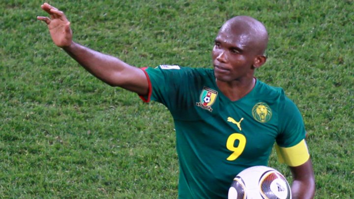 SPORT Samuel Eto'o met un terme à sa carrière internationale avec le Cameroun