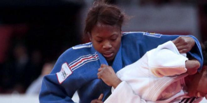 Judo-Mondiaux: Clarisse Agbegnenou sur le toit du monde, Pietri en bronze