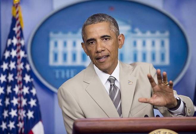 """Obama """"n'a pas encore de stratégie"""" pour contrer les jihadistes en Syrie"""