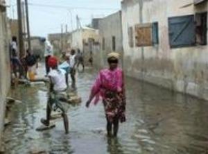 Inondations : Tivaoune réclame des canaux de drainage des eaux