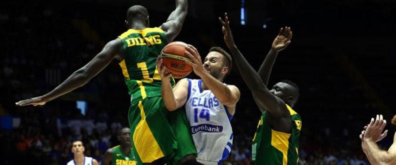 Coupe du Monde – Basket : Les « Lions »  déroutent face à La Grèce (64-87)