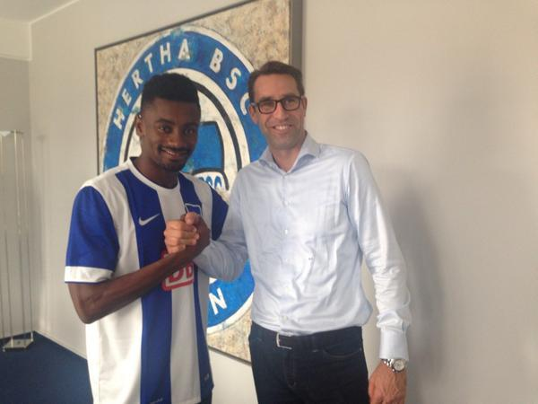 Football:Kalou quitte Lille pour le Herta Berlin