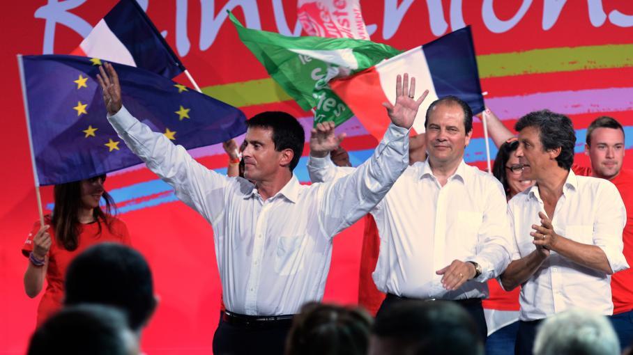 Manuel Valls à La Rochelle : un discours consensuel pour calmer la fronde