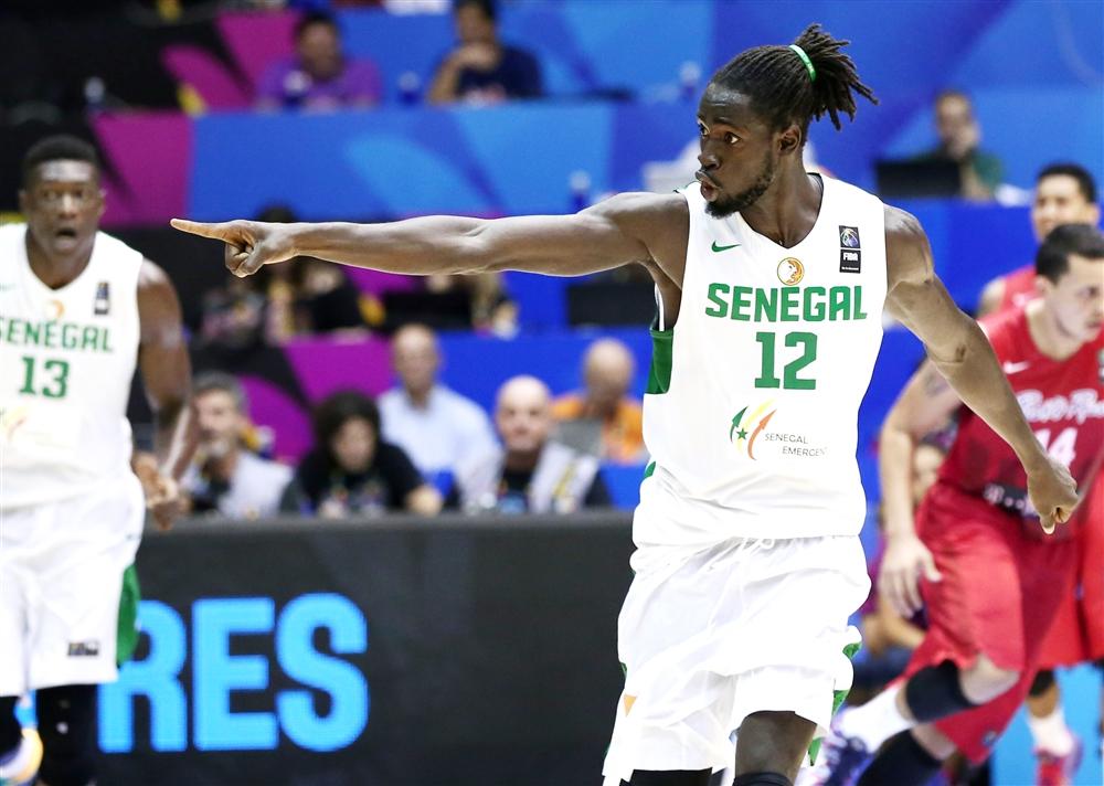 Basket-Coupe du Monde 2014: Le Sénégal mate la Croatie (77-75) et se rapproche du second tour
