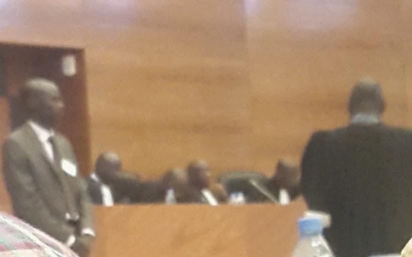 """Direct procès Karim : """"Comment Bibo Bourgi voulait tromper la Cour?"""", selon Henri Grégoire Diop"""