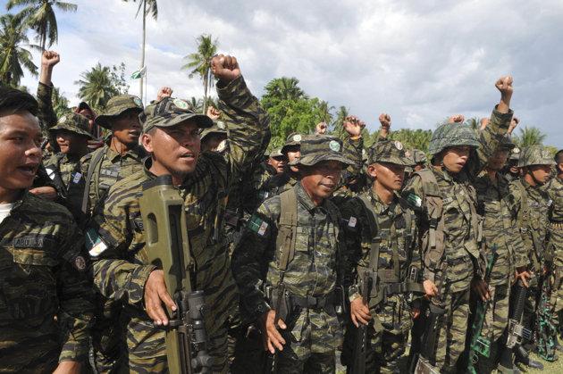 Le MILF, le groupe qui veut combattre l'État islamique aux Philippines