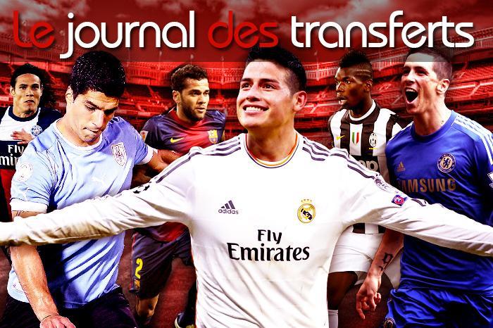 Mercato: Le Journal des Transferts du 1er Septembre