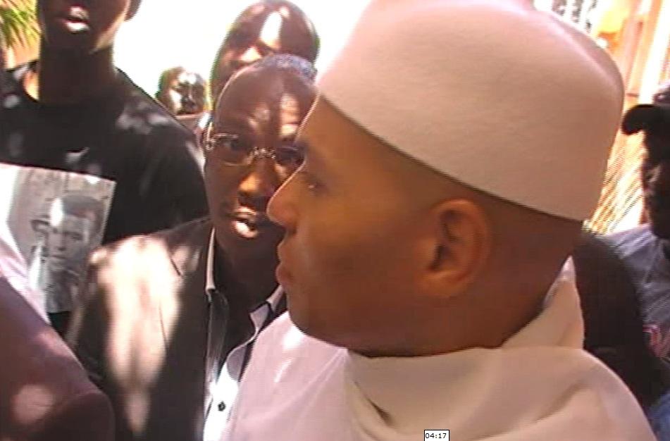 "Direct procès: ""Ma candidature en 2017 empêche Macky Sall de dormir"", déclare Karim Wade avant d'être muet"
