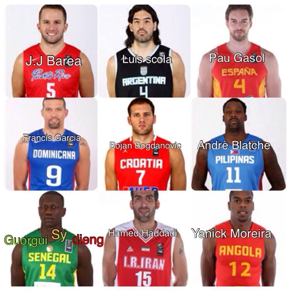 Mondial Basket: Gorgui Sy Dieng dans le top 10 des meilleurs scorers