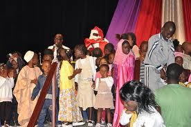 Festival au Royaume des Enfants: Deux élèves de Thiès et Tambacounda sacrés roi et reine de l'édition 2014