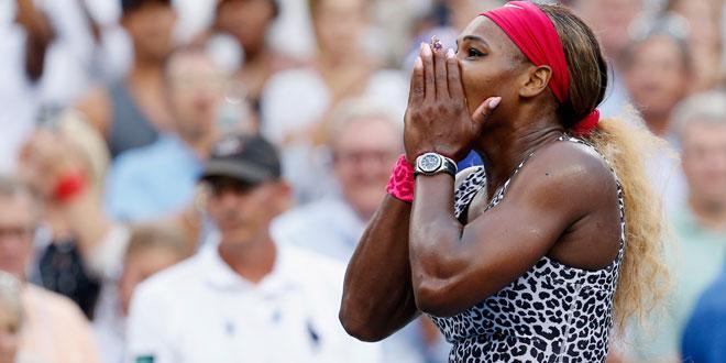 """US Open - Serena Williams : """"Je pense déjà au 19e..."""""""