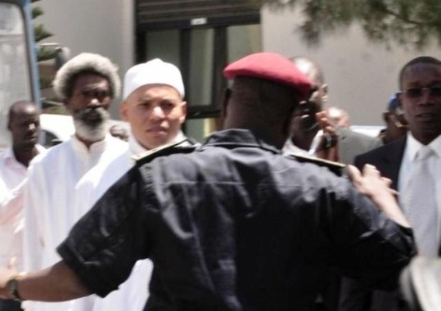 Procès Karim Wade : « Selon mes amis, tu ne dis pas ce qu'ils veulent entendre, moi je l'ai fait, on m'a laissé partir » Elimanel Diop à Pierre Agboba