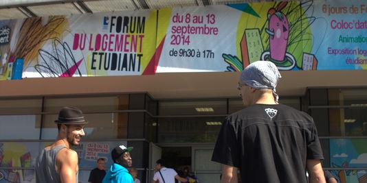 A Paris, l'interminable galère du logement étudiant