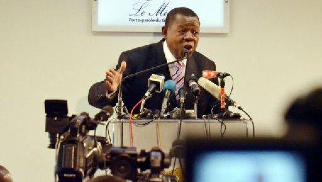 Lambert Mende, porte-parole du gouvernement congolais, dément toute présence de soldats burundais en RDC.