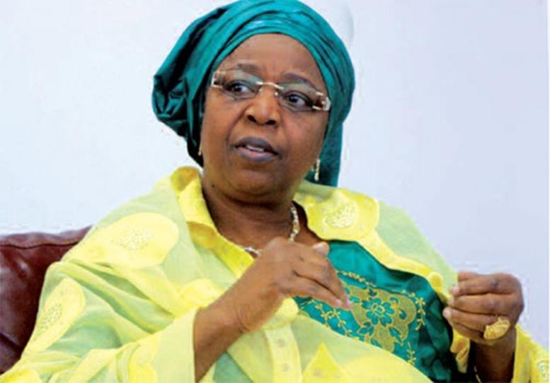 Virus Ebola : Eva Marie Coll Seck confie les souhaits de l'étudiant Guinéen