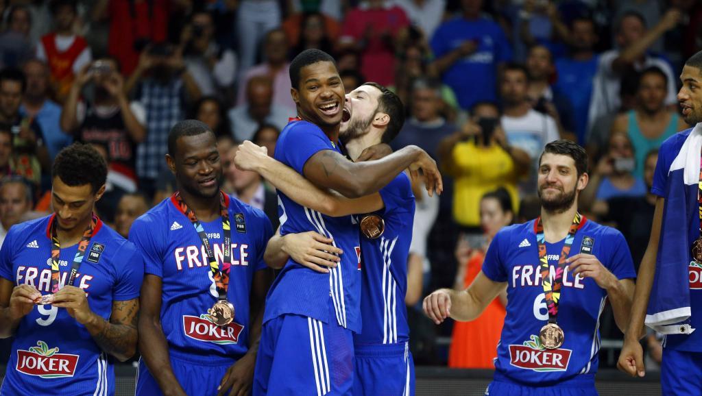 Coupe du monde 2014: la France décroche un bronze historique