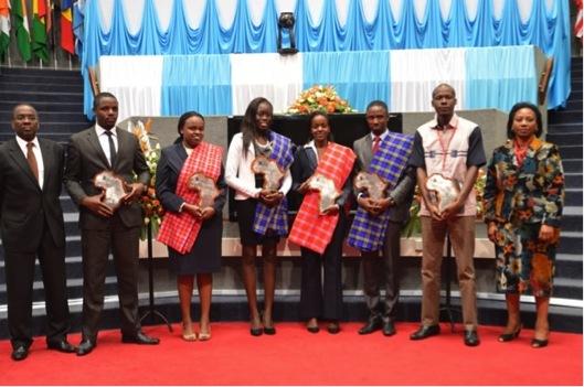 Le Sénégal honoré : l'Université Gaston Berger gagne encore le concours africain de procès simulé sur les Droits de l'Homme !
