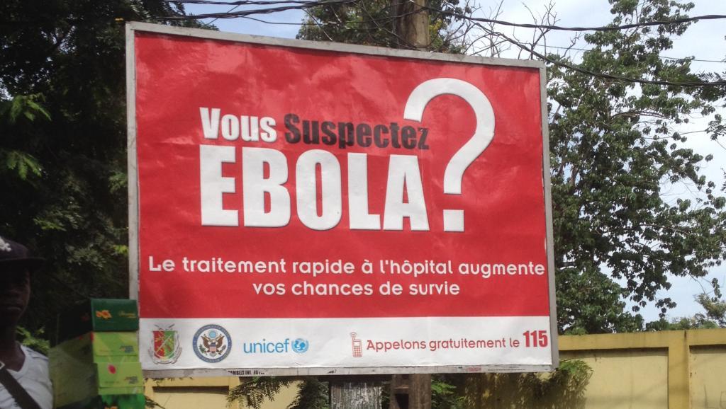 La sensibilisation du public progresse à Conakry. RFI/olivier Rogez