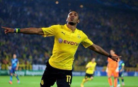 LDC : Aubameyang et Dortmund assomment Arsenal
