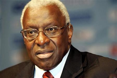 Lamine DIACK- Président IAAF : «L'athlétisme est tombé bien bas dans notre pays»