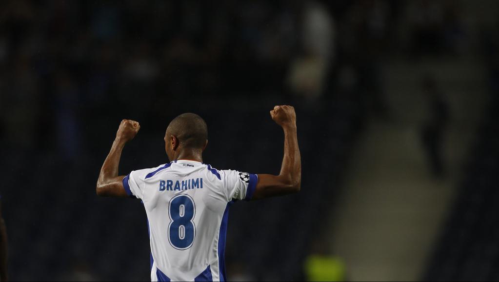 Africains en Ligue des Champions: Festival de Brahimi, doublé de Gervinho