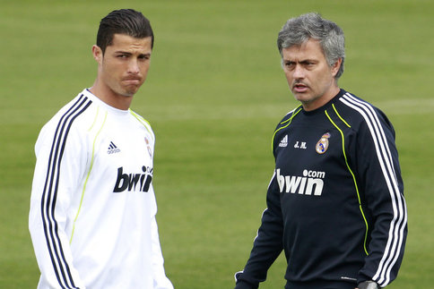 Mourinho: «Ronaldo, une machine à marquer»