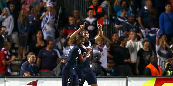 Ligue 1 : Bordeaux récupère sa place de leader !