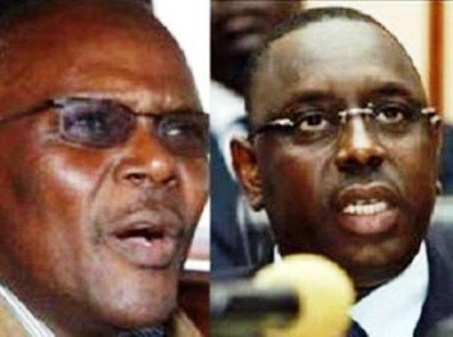 Macky Sall reconnait sa 'part de tort' dans la léthargie de BBY, selon Ousmane Tanor Dieng
