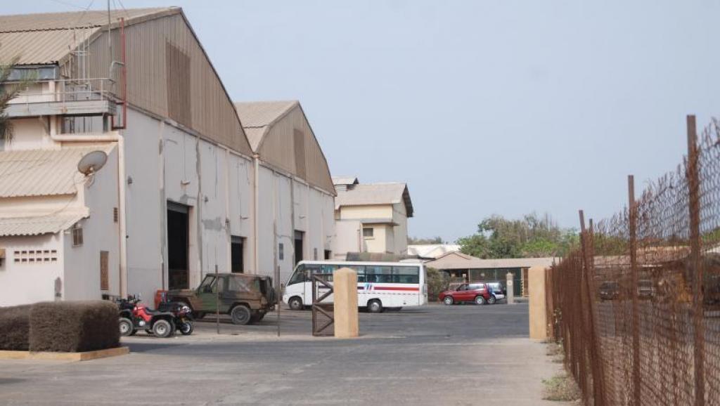 L'aéroport militaire de Ouakam, près de Dakar, au Sénégal. Wikimedia