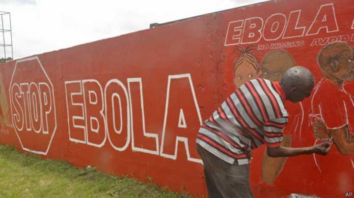 La Guinée, le Liberia et la Sierra Leone sont les trois pays les plus touchés par l'épidémie de fièvre Ebola.