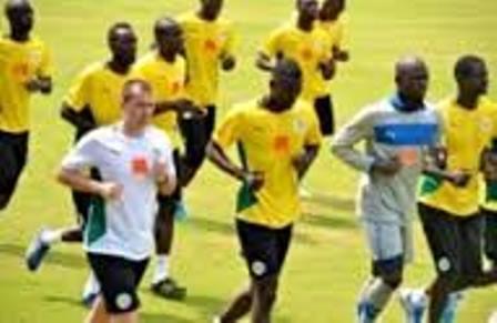 Qualif CAN 2015 – Sénégal- Tunisie : Pas de galop d'entraînement à Léopold Sedar Senghor