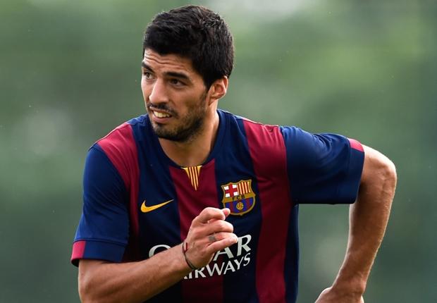 """Fc Barcelone: """" Suarez n'est pas en surpoids"""""""