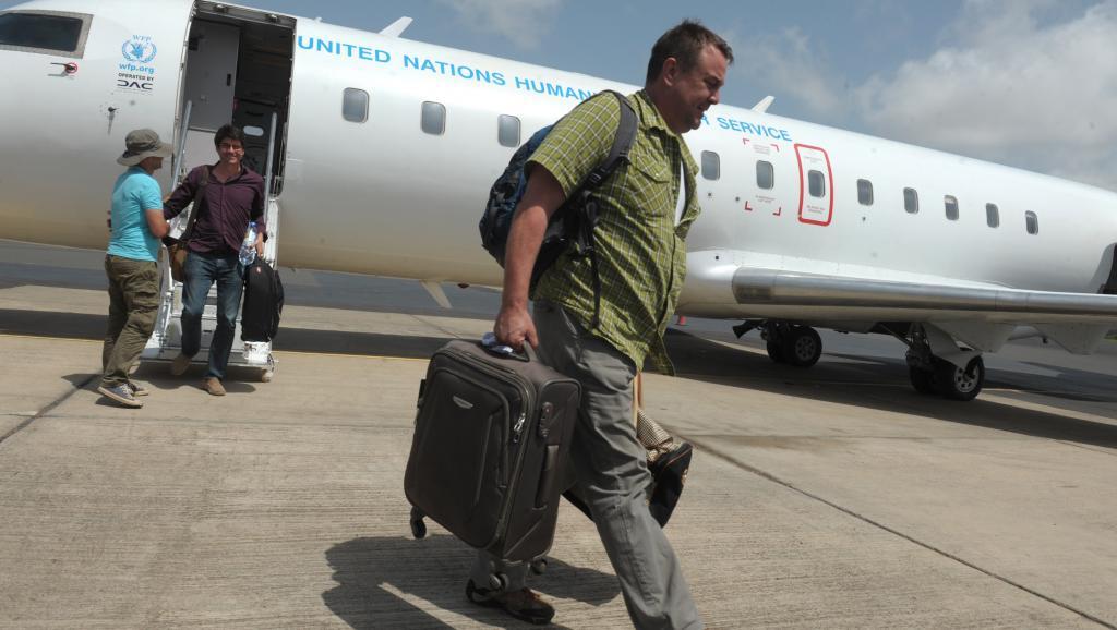 Ebola: le Sénégal ouvre un corridor humanitaire aérien