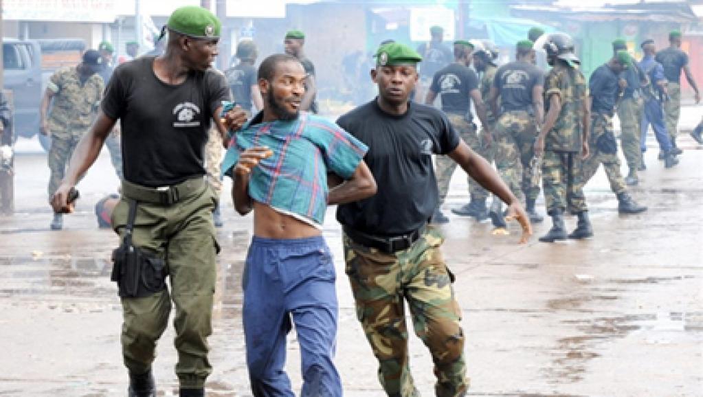 Guinée: cinq ans après le massacre du 28 septembre au stade de Conakry