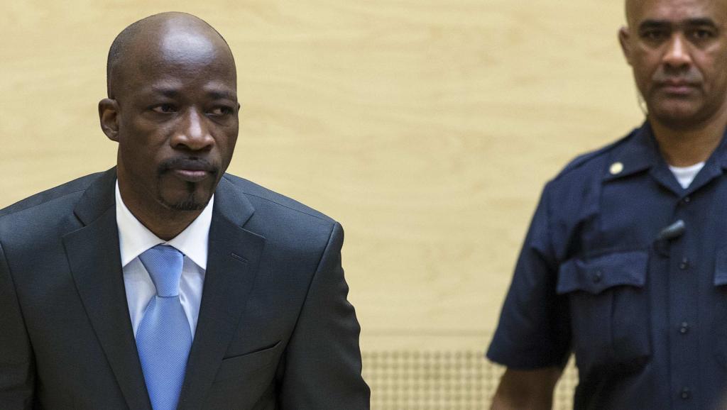 Charles Blé Goudé devant la Cour pénale internationale en mars 2014. REUTERS/Michael Kooren