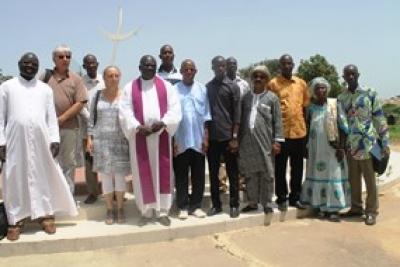 Anniversaire du «Joola» : «Nous disons merci à l'Eglise. Merci d'avoir toujours été à nos côtés, de nous avoir tant écoutés et compris »