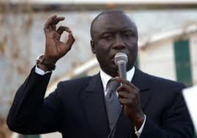 Thiès-Blocage au conseil départemental : Après Khalifa Sall, Idrissa Seck  torpille Macky
