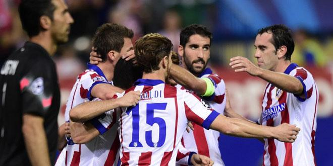 Ligue des Champions - L'Atletico étouffe la Juventus