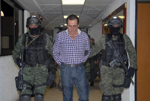 Mexique: arrestation du baron de la drogue Hector Beltran Leyva