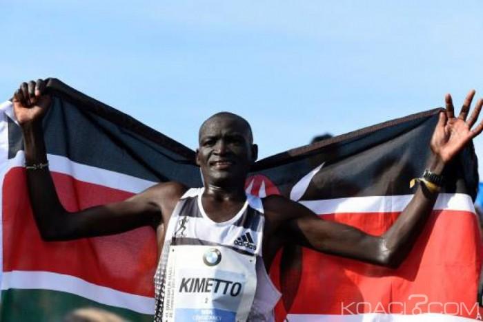 Marathon : Dennis Kimetto bat le record du monde