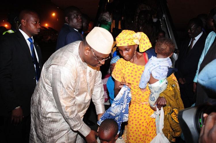 Centrafrique : 70 Sénégalais de Bangui seront rapatriés ce soir
